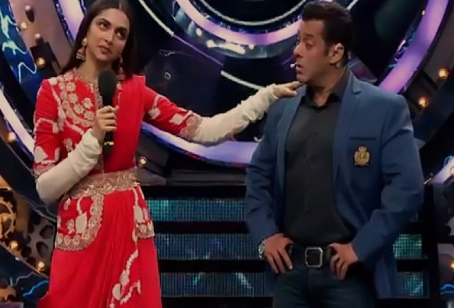Why didn't Salman Khan and Deepika Padukone work together?